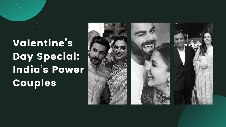 Valentine's Day Special: India's Power Couples