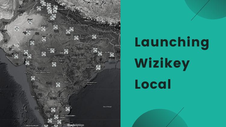 Launching Wizikey Local