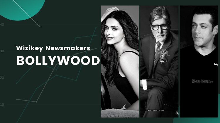 Wizikey Newsmakers | Power Rankings: Bollywood