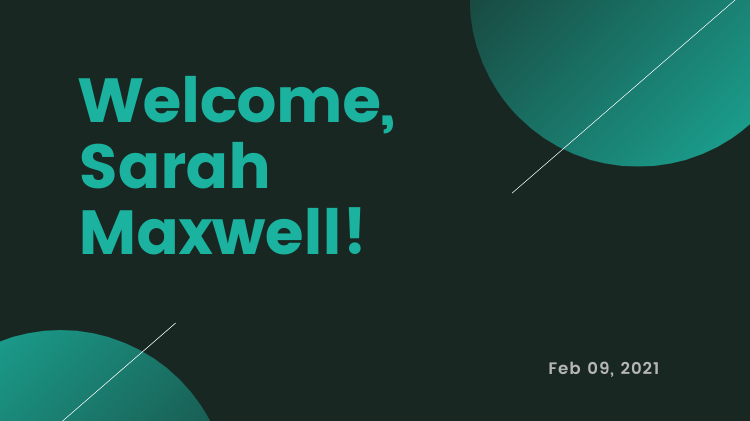 Welcome, Sarah Maxwell – Wizikey's First US Investor & New Advisor